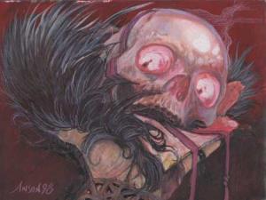 Fu Lengs Skull
