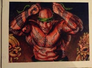 Dragon Monk