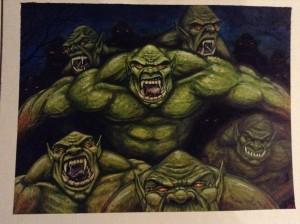 Goblin Mob