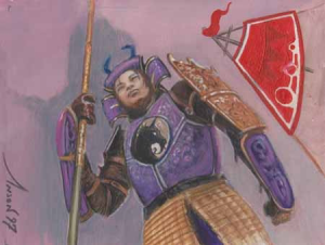 Lieutenant Morito